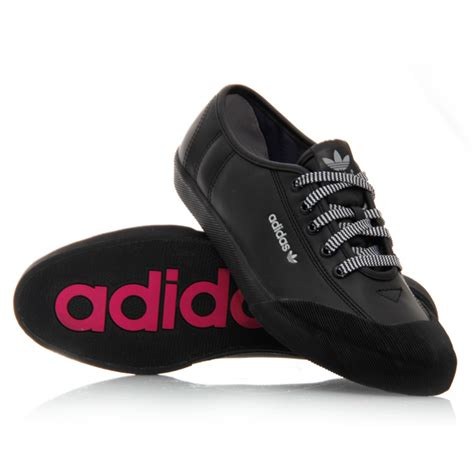 33 adidas leisure womens casual shoes black