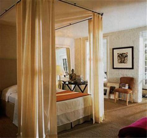 diy canopy bed with curtain rods patricia gray interior design blog diy canopy beds
