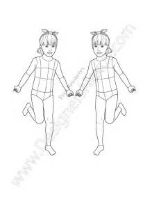 gallery for gt costume design template child