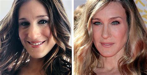 gdzie pracowaly jennifer aniston i barbra streisand przed kariera aktorek sarah jessica parker plastic surgery before and after