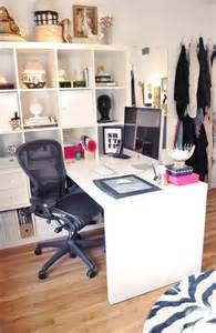 Black And White Desk Chair Design Ideas Get To Work In Style Meagan S Home Office Tour Betterdecoratingbiblebetterdecoratingbible