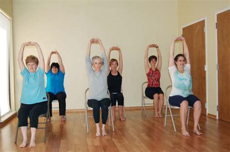armchair yoga for seniors yoga class schedule jillackironmoses