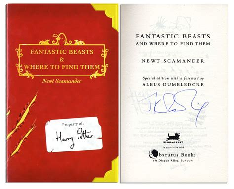 signed books j k rowling 1st edition harry potter signed book sells
