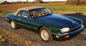 1994 Jaguar Xjs Convertible Green 1994 Jaguar Xjs Convertible