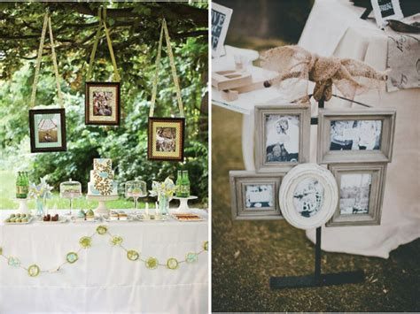 10 Creative Ways to Add Frames to Your Wedding   Belle The