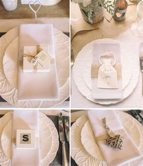 Beautiful Napkin Decorations at Weddings ~ Ideas & Inspiration