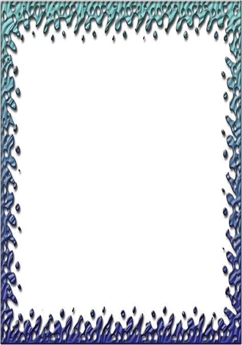 bordes de pagina colouring pages a mi manera bordes decorativos