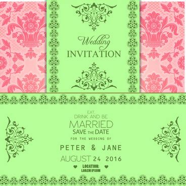 Wedding Card Design Cdr File Free