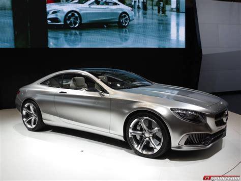 concept mercedes tokyo 2013 mercedes benz s class coupe concept gtspirit