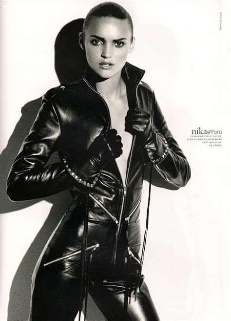 Bruni Jaket Bd leather catsuit search terminator