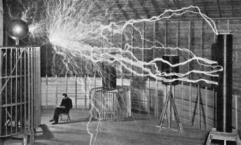 se inventa la electricidad cables witricidad que