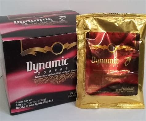 Promo Minuman Herbal Cofista Kopi Stamina Herb Coffee Original minuman herbal dynamic coffee