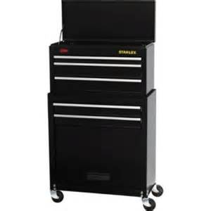 stanley 5 drawer rolling tool chest w bonus 68