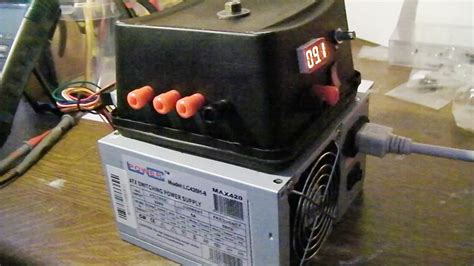 used bench power supply diy variable bench power supply youtube