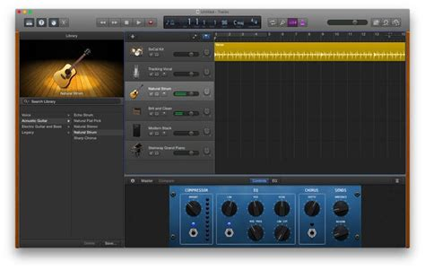 Garageband Automation Apple Garageband For Mac Review Rating Pcmag