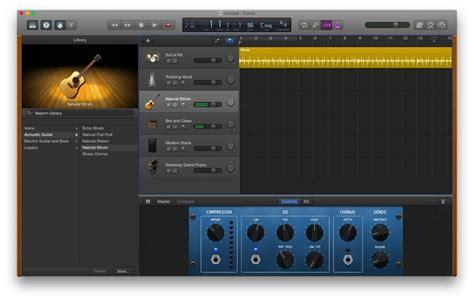 Garageband Buttons Apple Garageband For Mac Review Rating Pcmag
