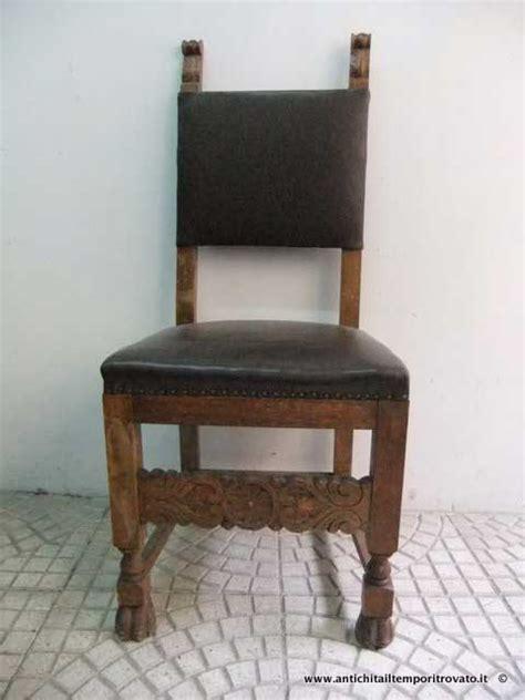 sedie antiche 700 antichit 224 il tempo ritrovato antiquariato e restauro
