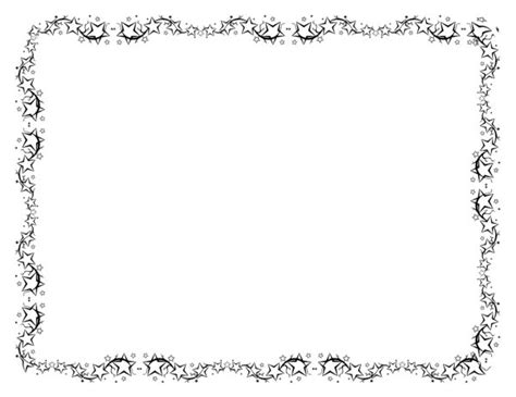 star border coloring page free stock photos rgbstock free stock images border