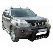 Design Accessories Chrome &amp SSteel  Nissan X Trail