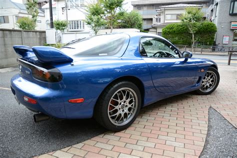 mazda types jdm mazda rx7 spirit r type a for sale rightdrive