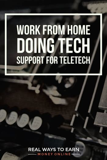 teletech review work at home tech support