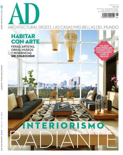 design magazine mexico portada revista ad m 233 xico ph mk mayo 2015 ph mk by
