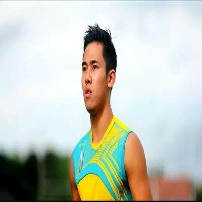 biodata  profil ryuji utomo pemain bola tampan indonesia