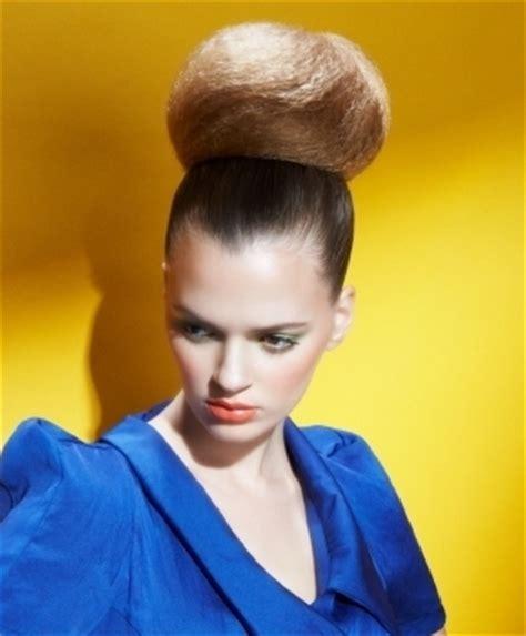 bun hairstyle big fabulous big bun hairstyles trend