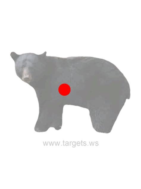 printable animal targets targets print your own animal shooting targets