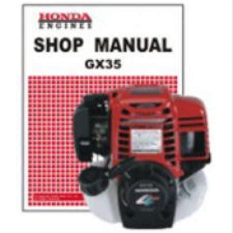 small engine repair training 2012 honda accord free book repair manuals honda gx35 engine shop manual