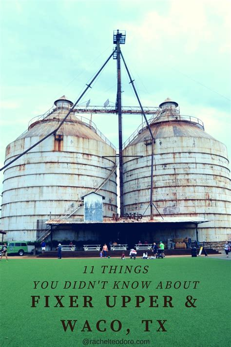 magnolia farms waco tx 11 things you didn t know about fixer upper and waco texas