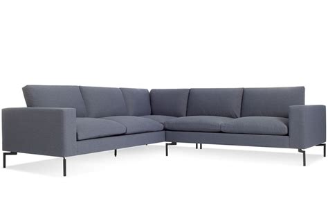 blu dot standard sofa new standard small sectional sofa hivemodern com