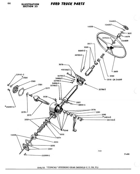 ford bronco steering column diagram ford get free image