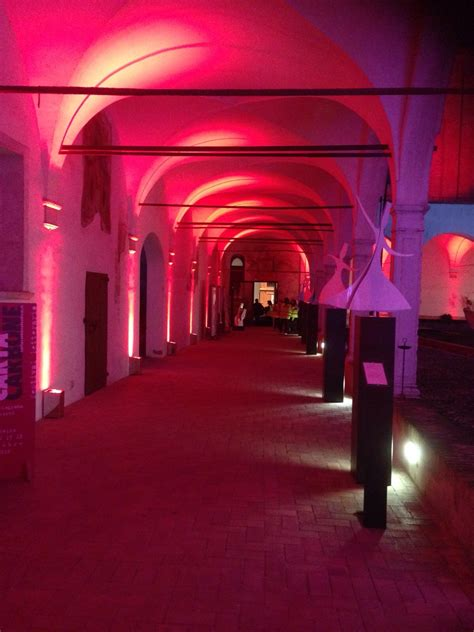 illuminazione musei carta carbone festival museo santa caterina mind srl