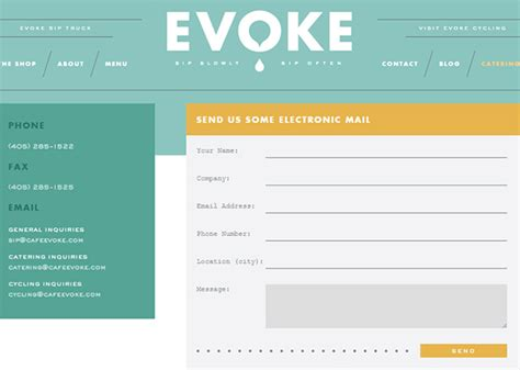 design email form 100 contact form pages for design inspiration web design