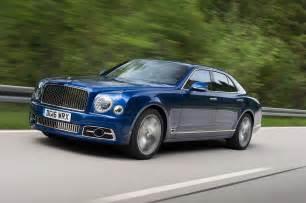 Bentley Mulsane Drive 2017 Bentley Mulsanne