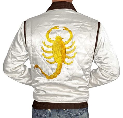 Drive Ryan Gosling Jacket | ryan gosling scorpion drive jacket great deal
