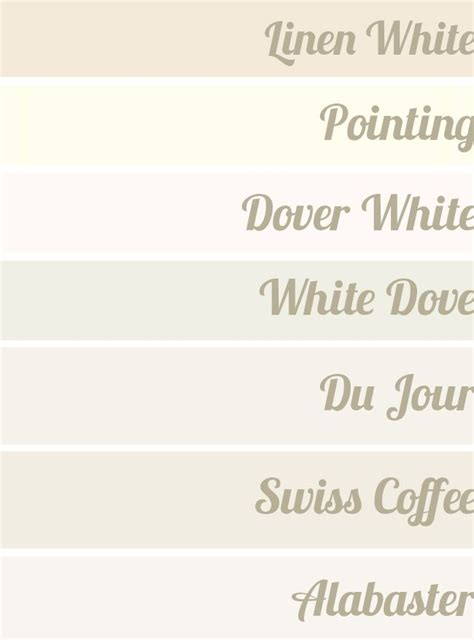 25 best ideas about benjamin linen white on coordinating paint colors