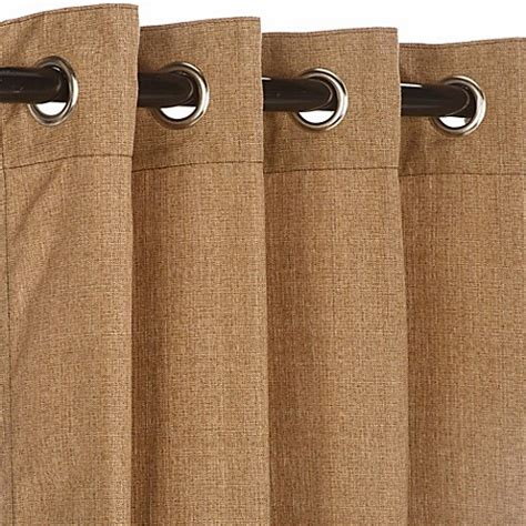 outdoor curtains 120 inches long buy pawleys island 174 sunbrella 174 120 inch grommet top