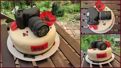 kamera kuchen kamera torte mit anleitung torte fotoapparat frau