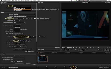 final cut pro referencing media on camera film education blackmagic camera post workflow