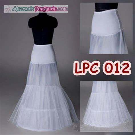 Rok Pengembang Gaun Pengantin 2 Ring 3 Layer L Lenka Lpc001 jual rok pengembang gaun pengantin l petticoat wedding duyung 2ring lpc012 aksesoris