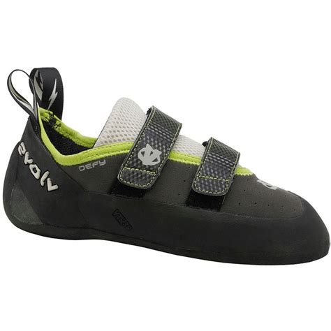 evolv climbing shoes evolv defy climbing shoe rock climbing shoes