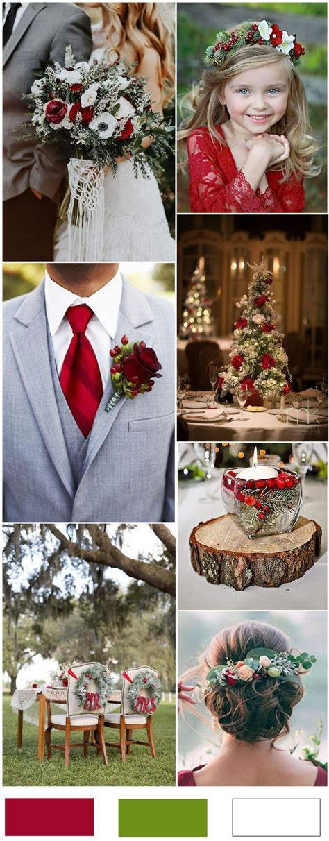 Best 25  December wedding colors ideas on Pinterest