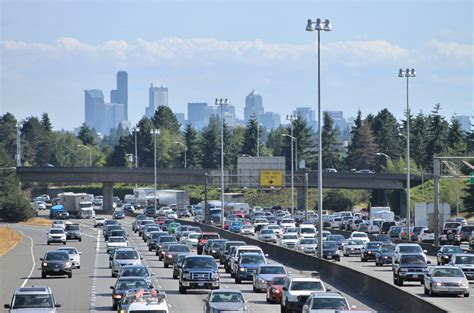 sounds congested puget sound traffic images gallery