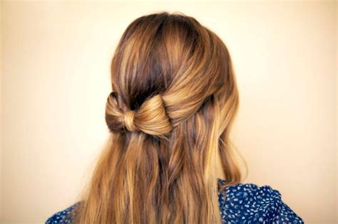 Hair Bow Hairstyle by 25 Hair Bow Hairstyles For Sheideas