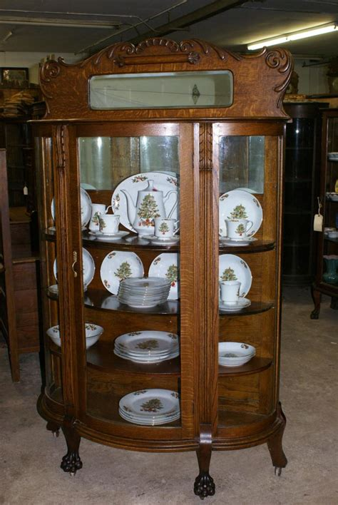 China Closet by How To Care For Antique China Cabinet Antiques Center