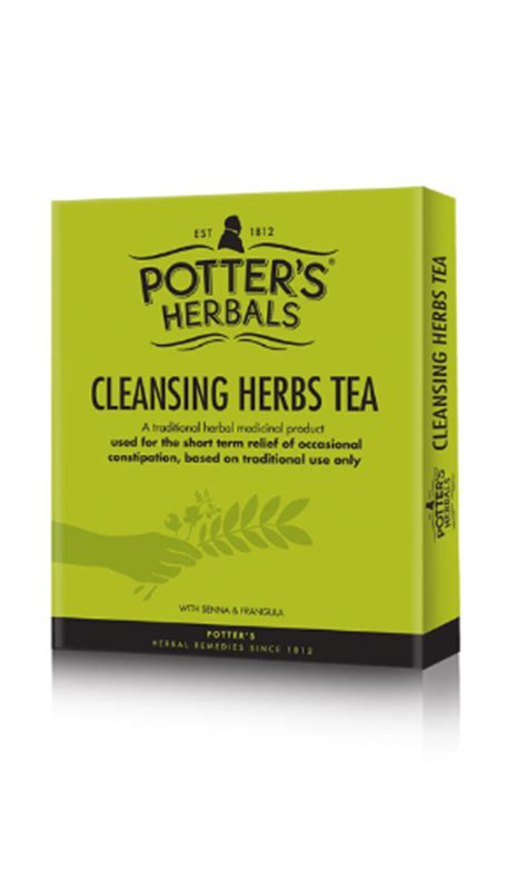 Detox Herb Tea Uk by Cleansing Herbs Tea