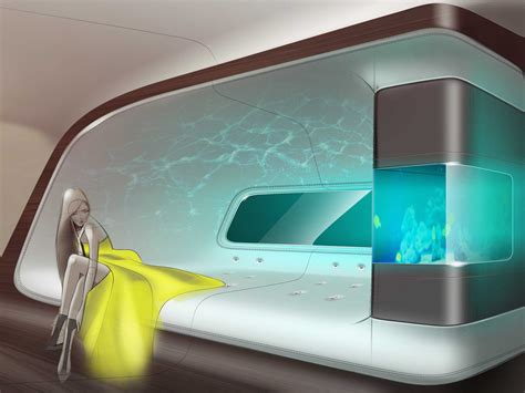The Ultimate Luxury by Mercedes And Lufthansa Are Designing The Ultimate