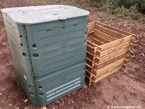 Thermo Komposter Selber Bauen 4716 by Richtig Kompostieren Gartenratgeber Net